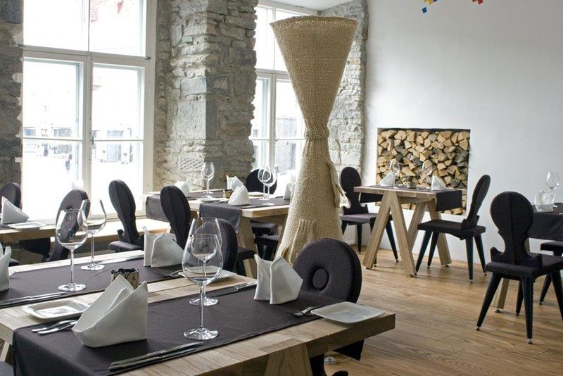 Restaurant Kaerajaan reservation in Tallinn